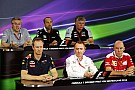 Formula 1 German GP: Friday's press conference