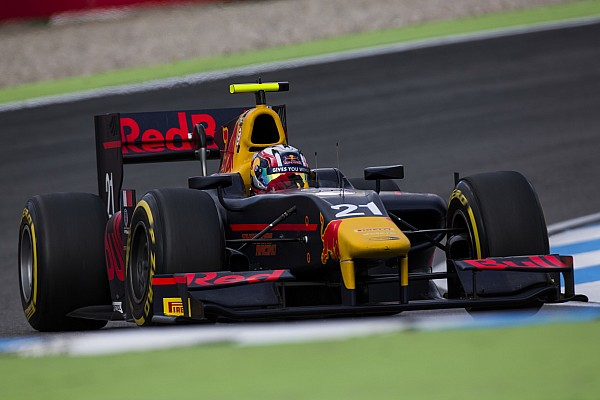 GP2 Gasly disqualified over empty fire extinguisher