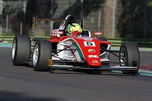 F4 BRÉKING Mick Schumacher az olasz F4-es címet is elbukta