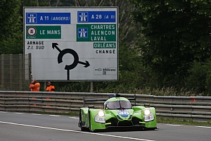 Le Mans Preview Krohn Racing is ready to race  at 2016 Le Mans 24 Hours