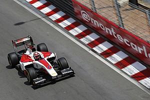 GP2 Race report Monaco GP2: Matsushita claims ART's first win of 2016
