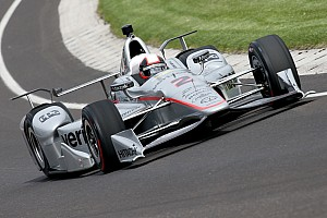 """IndyCar Breaking news """"Domed skids are no problem,"""" says Indy 500 champ Montoya"""