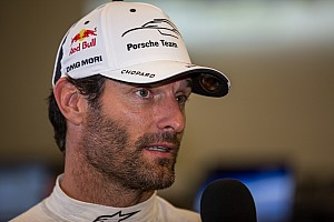 WEC Breaking news Webber announces retirement from racing after 2016
