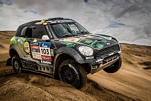 Cross-Country Rally Stage report Silk Way Rally 2016 – Al Rahji takes penultimate Stage victory