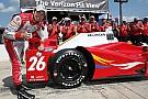 Карлос Муньос здобуває перший поул IndyCar