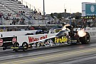 NHRA Pritchett, Hagan, Nobile and Hines race to No. 1 qualifiers on Saturday at Dodge NHRA Nationals