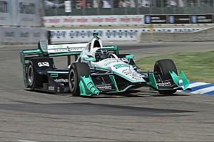 IndyCar Qualifying report