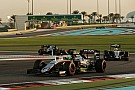 Formula 1 Force India expecting