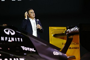 Formula 1 Breaking news Ghosn: I won't interfere in Renault F1 driver choices