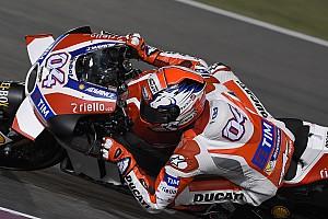 MotoGP 速報ニュース 【MotoGP】ドゥカティ「2017年開幕戦へのプレッシャーはない」