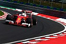 Vettel says Ferrari was