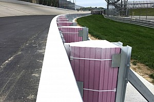 NASCAR Sprint Cup Breaking news Dover extending SAFER barrier ahead of NASCAR's return