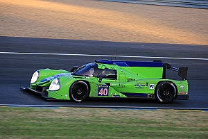 Le Mans Race report Krohn Racing powers to the finish at 2016 Le Mans 24 Hours