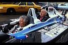 """IndyCar Video, quando Donald Trump fu il passeggero di """"Piedone"""""""