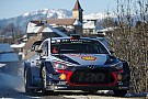WRC Monte Carlo WRC: Neuville, Evans share Saturday morning stage wins
