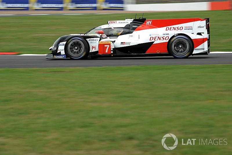 Silverstone:escluse le Toyota.Vittoria alla Rebellion