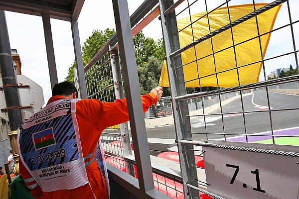 Formula 1 F1 clamps down on double yellows