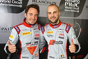 Blancpain Sprint Репортаж з гонки BSS в Мізано: Вервіш і Вантхор перемоли в основний гонці