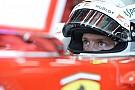 Formula 1 Vettel: Ferrari