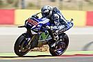 MotoGP Lorenzo says warm-up crash helped him finish second