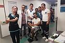 Türk Sporcularımız 3. kattan havuza atlayan Kenan Sofuoğlu sakatlandı