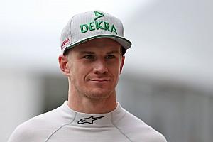 Formula 1 Breaking news Hulkenberg one of