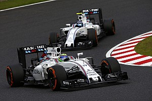 Formula 1 Breaking news Symonds admits Williams