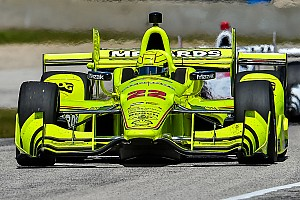 IndyCar Qualifying report Top 10 drivers quotes from qualifying at the Iowa Speedway