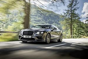 Automotive Nieuws Bentley Continental GT Supersports is met 710 pk krachtiger dan ooit