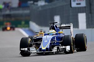 Sauber cancels Barcelona F1 test