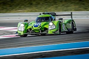 European Le Mans Testing report Pla fastest at Paul Ricard ELMS test