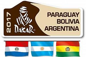 Dakar Noticias de última hora Se presenta el Dakar 2017 con la novedad de Paraguay