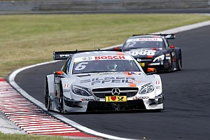 DTM Breaking news Wickens