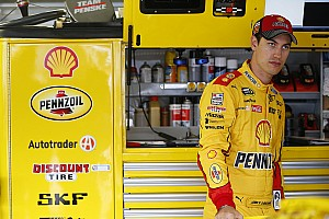 NASCAR Sprint Cup Preview Will Joey Logano move onto the Round of 8?