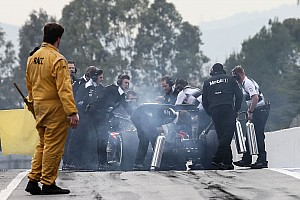 Formula 1 Breaking news Honda: Reliability problems not sorted yet