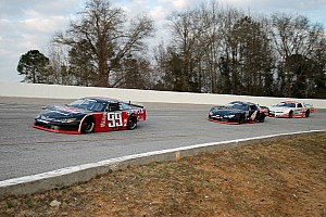 Stock car Press release Canadian teenager Raphaël Lessard wins again in CARS Super Late Model Tour