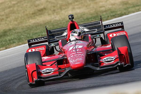IndyCar Важливі новини Рейхол: Це важка боротьба для команди з однією машиною