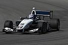 Indy Lights Kaiser leads Urrutia in Indy Lights practice