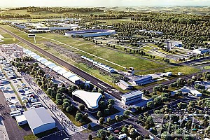Supercars Breaking news $220m targeted for Queensland Raceway upgrade