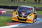 BTCC Knockhill BTCC: Neal sneaks through for Race 2 win in epic battle