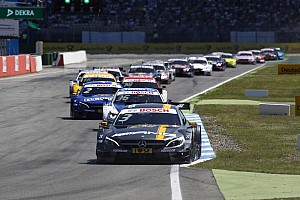 DTM Race report Mercedes' Paul Di Resta dominated the second race at Hockenheim