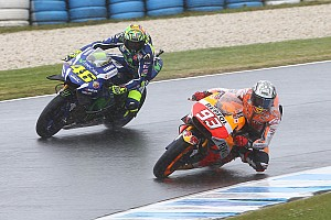 MotoGP Breaking news Marquez expects Yamaha riders to recover in race