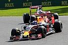 Formula 1 Verstappen approach