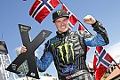World Rallycross Bakkerud certain it's possible to catch Ekstrom and Solberg