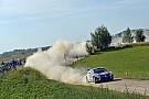 WRC Poland WRC: Mikkelsen leads Paddon after Friday morning
