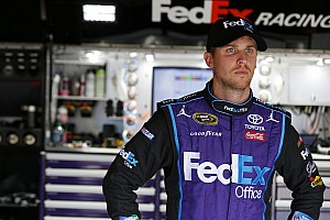 NASCAR Sprint Cup Preview Nine years later, Hamlin still regrets the road course win that got away