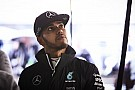 Hamilton not taking Rosberg's points lead lightly
