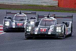 WEC Qualifying report Silverstone: Second row on the grid for the two Porsche 919 Hybrids