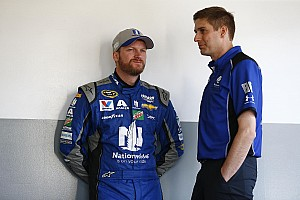 NASCAR Sprint Cup Interview Ives doing his best to balance substitute drivers in Earnhardt's absence
