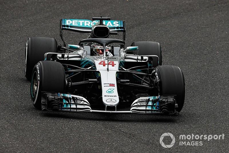 Lewis Hamilton obtient la pole au Japon | F1